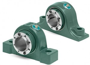 Mounted Spherical Roller Bearings model IP-HD
