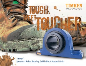 TIMKEN Tapered Roller Bearing Housed Unit Type E