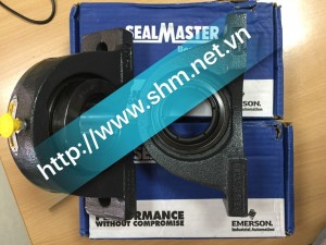 SEALMASTER ball bearings use compressed air system
