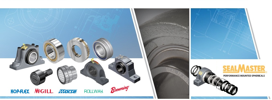 các dòng sản phẩm vòng bi sealmaster usa