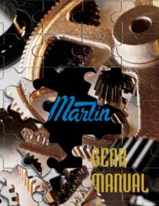 Martin manufactures Spur Gears