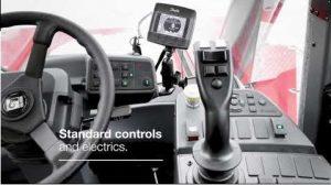 Tay điều khiển số xe nâng Kalmar, Konecranes SMV