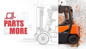 Phụ tùng, phụ kiện xe nâng Forklift